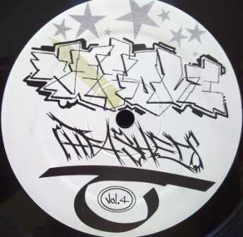 D-Styles Needle Thrashers Vol 4 LP